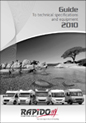 Download Rapido Brochure 2010